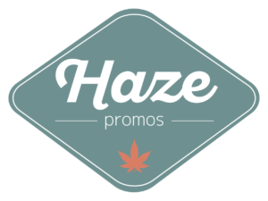 Haze Promos Logo, Semi Transparent